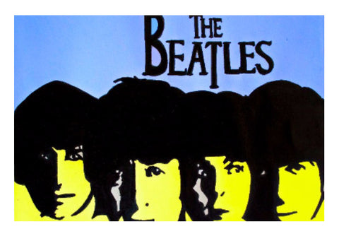 Wall Art, The Beatles Wall Art | Pritika Uppal, - PosterGully