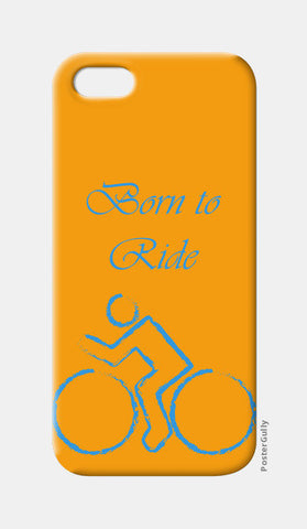 iPhone 5 Cases, Born to Ride - Cycle iPhone 5 Cases | Artist : Gagandeep Singh, - PosterGully