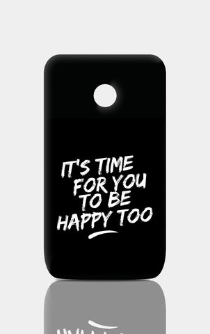 Moto E Cases, Be Happy Too Moto E Case | Artist: Inderpreet, - PosterGully