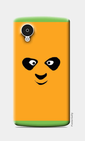 Nexus 5 Cases, Kung Fu Panda Minimal Nexus 5 Case | Darshan Gajara, - PosterGully