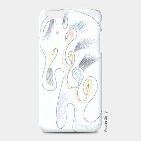 The Baby Elephant iPhone 6 Plus/6S Plus Cases | Artist : Dheeraj Abrol