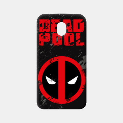 Moto G3 Cases, DeAdPoOl Moto G3 Cases | Artist : Gurmeet, - PosterGully