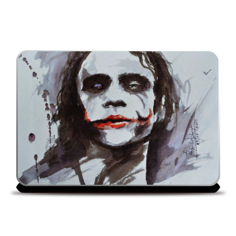 Laptop Skins, The Joker | Artist: Prajwal Acharya, - PosterGully