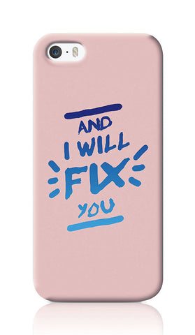 iPhone Cases, Fix You Coldplay iPhone 5/5S Case | Artist: Inderpreet, - PosterGully