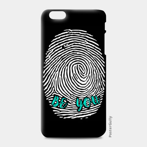 Be Unique Be You iPhone 6 Plus/6S Plus Cases | Artist : safira mumtaz