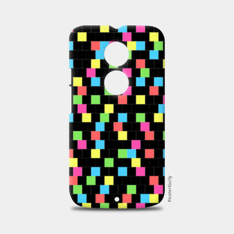 Matrix Abstract Moto X2 Cases | Artist : Shweta Paryani