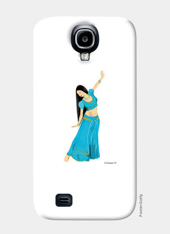 Samsung S4 Cases, Woman Dancing Samsung S4 Cases | Artist : Deepak NT, - PosterGully