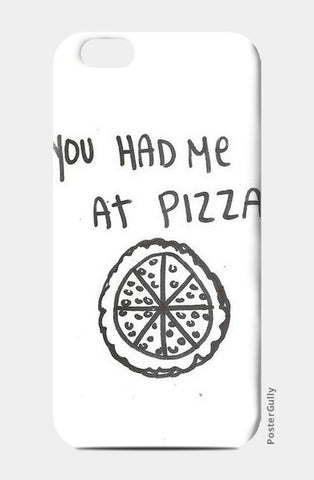 iPhone 6/6S Cases, Pizza Lovers iPhone 6/6S Cases | Artist : Jignesh Waghela, - PosterGully