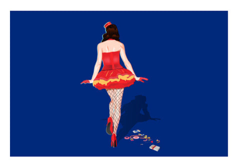 Wall Art, Candy Girl Wall Art  | Artist : Archana Aravind, - PosterGully