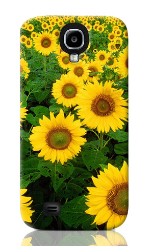 Samsung S4 Cases, Sunflowers Samsung S4 Case | Artist: Inderpreet, - PosterGully
