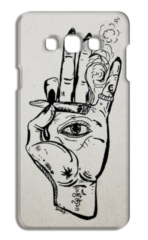 jai sambo Samsung Galaxy A7 Cases | Artist : the scribble stories