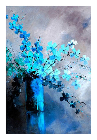 Blue still life  Wall Art | Artist : pol ledent
