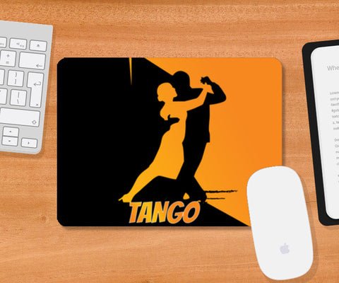 Mousepad, Tango Couple Love Mousepad | Artist : Pranit Jaiswal, - PosterGully