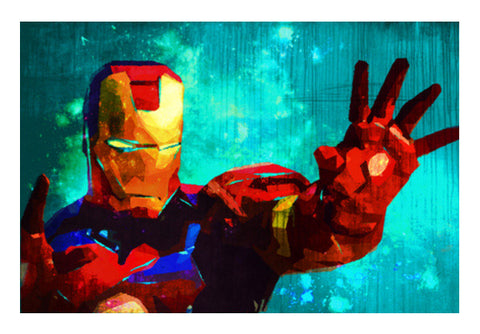 Wall Art, ironman fanart Wall Art  | Artist : abhijeet sinha, - PosterGully