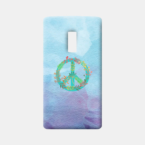 One Plus Two Cases, Peace One Plus Two Cases | Artist : Suraaj Ajithakumar, - PosterGully