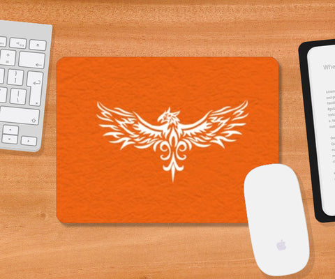 Mousepad, Tribal Phoenix Mousepad | Artist : Dr. Green, - PosterGully