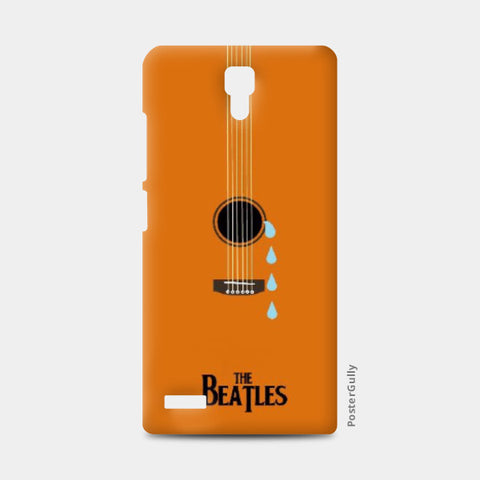 Redmi Note Cases, Beatles While My Guitar Gently Weeps Redmi Note Case | Artist: Revant Mahajan, - PosterGully