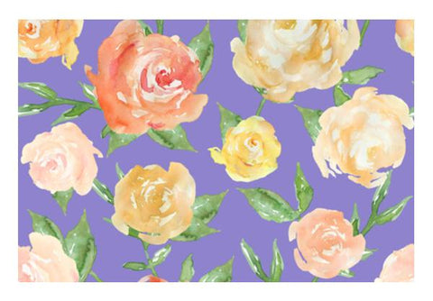 Watercolor Floral 2 Wall Art PosterGully Specials