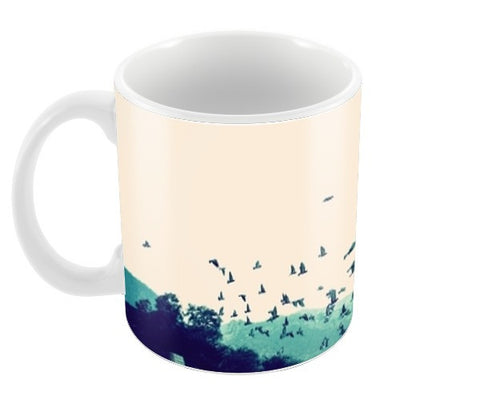 Haunted Coffee Mugs | Artist : The Storygrapher