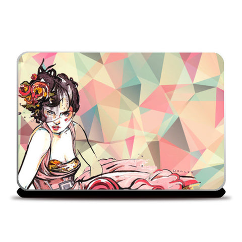 Laptop Skins, In Vogue Laptop Skins | Artist : Astha Mathur, - PosterGully
