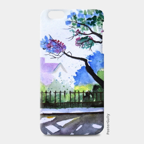 Beautiful Morning iPhone 6 Plus/6S Plus Cases | Artist : Rahul Tanwar
