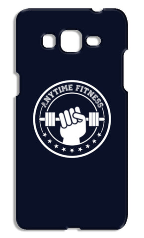 Anytime Fitness Samsung Galaxy Grand Prime Cases | Artist : Designerchennai
