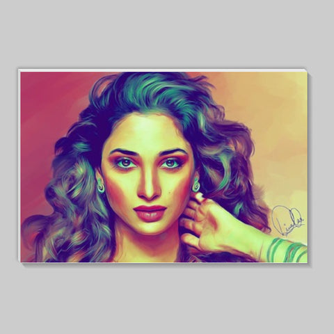Tamannaah Bhatia Stick Ons | Artist : Delusion