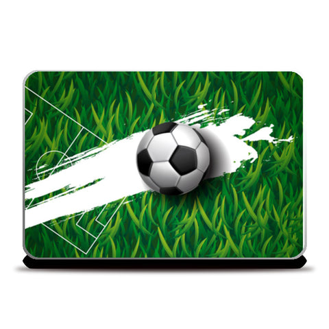 The One World Football | #Footballfan Laptop Skins | Artist : Creative DJ