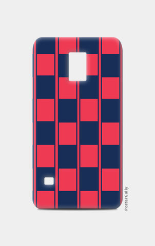 Samsung S5 Cases, Checker Box Pattern Samsung S5 Cases | Artist : Jobin Jacob, - PosterGully