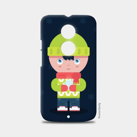 Moto X2 Cases, Cute Winter Times Moto X2 Cases | Artist : Arimit Bhattacharya, - PosterGully