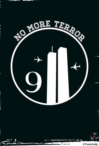 Wall Art, No More Terror 1 Artwork | Artist: Devraj Baruah, - PosterGully - 1