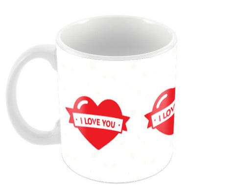 I love you  Coffee Mugs | Artist : Designerchennai