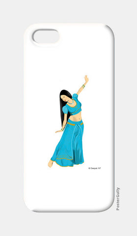 iPhone 5 Cases, Woman Dancing iPhone 5 Cases | Artist : Deepak NT, - PosterGully