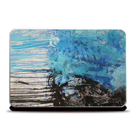 Blue Blood Laptop Skins | Artist : kartikey sharma