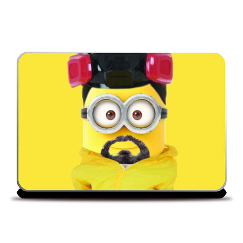 Laptop Skins, Minion Breaking Bad Heisenberg Laptop Skin | Artist: Tridib Das, - PosterGully