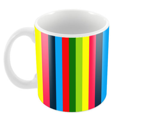 Bright Colours Coffee Mugs | Artist : Nisha Prabhu