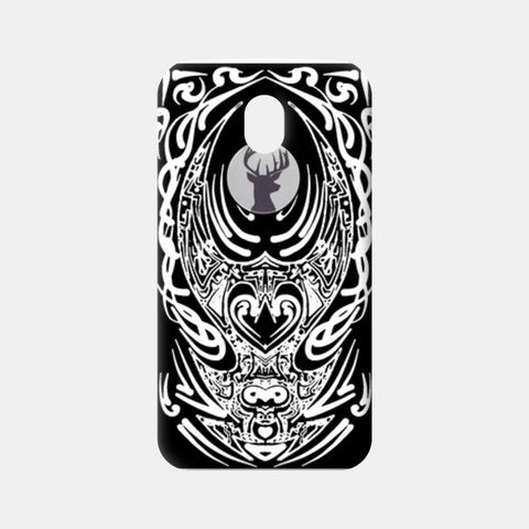 Tatto art cover Moto G3 Cases | Artist : nilesh gupta