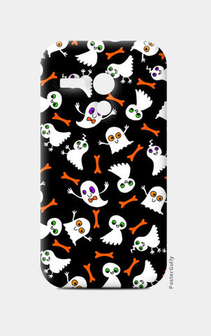 Ghost Party Moto G Cases | Artist : Shweta Paryani