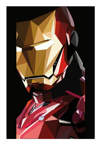 Iron Man Wall Art | Artist : soumik parida