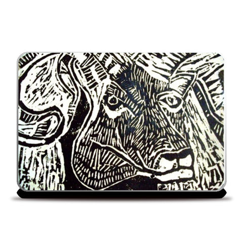 Laptop Skins, The Ram Laptop Skins | Artist : Papo Mukherjee, - PosterGully