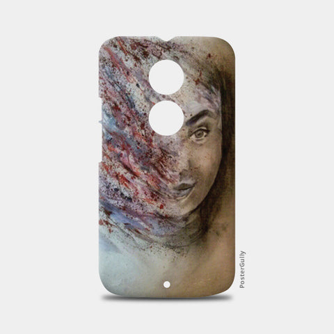 Moto X2 Cases, Woman Abstract  Moto X2 Cases | Artist : Sukanya Chakraborty, - PosterGully