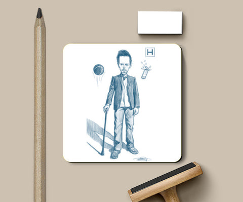 Coasters, Crazy House Coasters | Artist : Sri Priyatham, - PosterGully