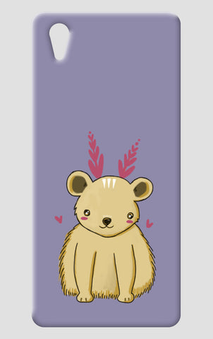 Cute Baby Bear One Plus X Cases | Artist : Prajakta Rao