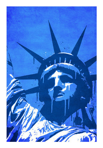Wall Art, Liberty of New York Wall Art | Artist : Durro Art, - PosterGully