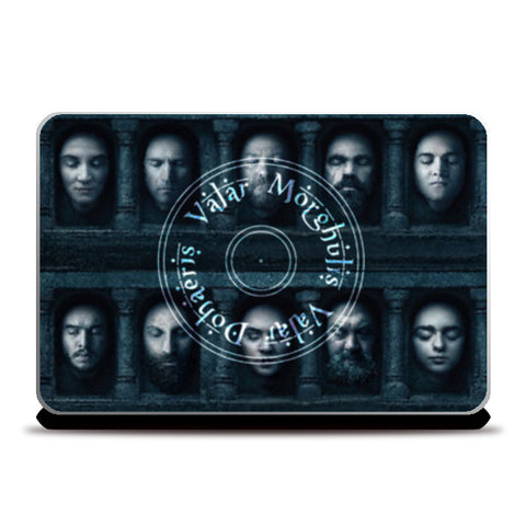 Game Of Thrones Laptop Skins | Artist : BY Karan Mehta and Darakhsha Dandekar
