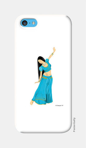 iPhone 5c Cases, Woman Dancing iPhone 5c Cases | Artist : Deepak NT, - PosterGully