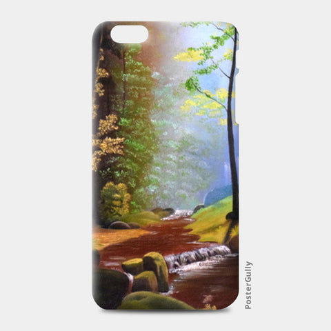 Forest Oil Painting iPhone 6 Plus/6S Plus Cases | Artist : Rahul Tanwar