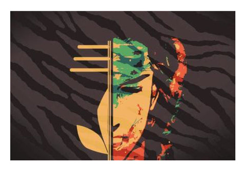 Wall Art, SHIVA THE CREATOR AND DETROYER Wall Art  | Artist : nilesh gupta, - PosterGully