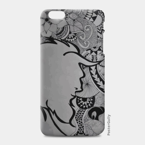 iPhone 6/6S Plus Cases, For Who Could Ever Love a Beast iPhone 6 Plus/6S Plus Cases | Artist : lubaina kapoor, - PosterGully