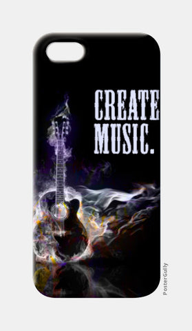 iPhone 5 Cases, Create Music iPhone 5 Case | BoysTheory, - PosterGully